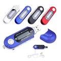 Nueva Llegada Mini Portátil USB 32G Ranura Para Tarjeta DEL TF Apoyado USB Flash Reproductor de MP3 Auricular 91G2