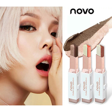 Double Color Shining Nude Eyeshadow Stick Glitter Naked Eye Shadow Primer Pen Professional Brand Makeup Beauty Make Up Cosmetics