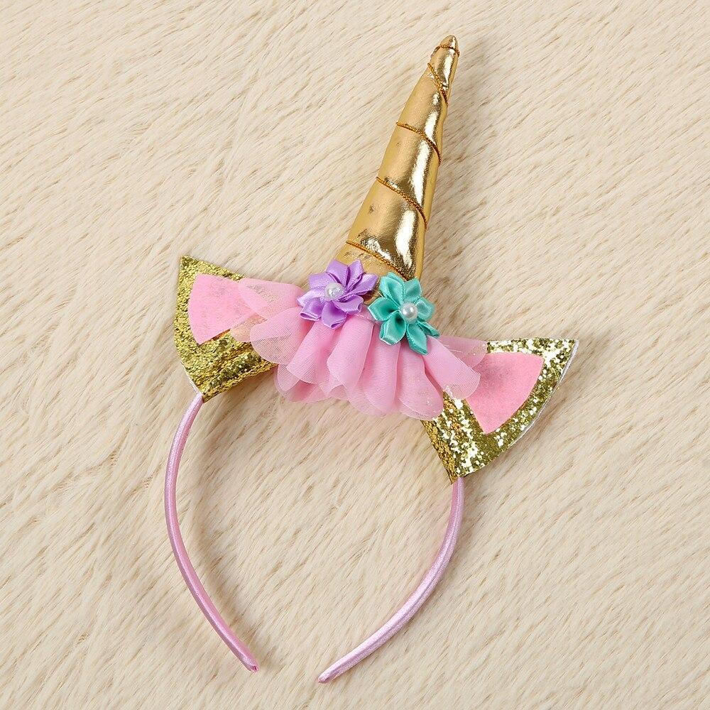 Girl Dresses Kids Long Unicorn Costume for Girls Ankle Length Sleeveless Flower Unicorn Party Dress Tutu Little Pony Ball Gown (16)