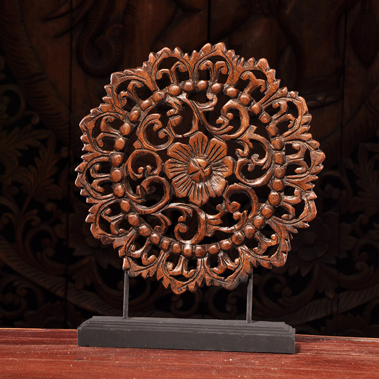 Popular Thai Wood Carving Buy Cheap Thai Wood Carving Lots From China Thai Wood Carving