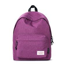 Мода 2016 года Школьные сумки для продажи холст рюкзак для девочки-подростка женский ранцы мини-небольшой Санторо для ноутбука