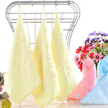 Printing Baby Towel Children Towels Cotton Kids Towel Super Soft Baby Care Washcloth Swimwear Baby Towel(China)
