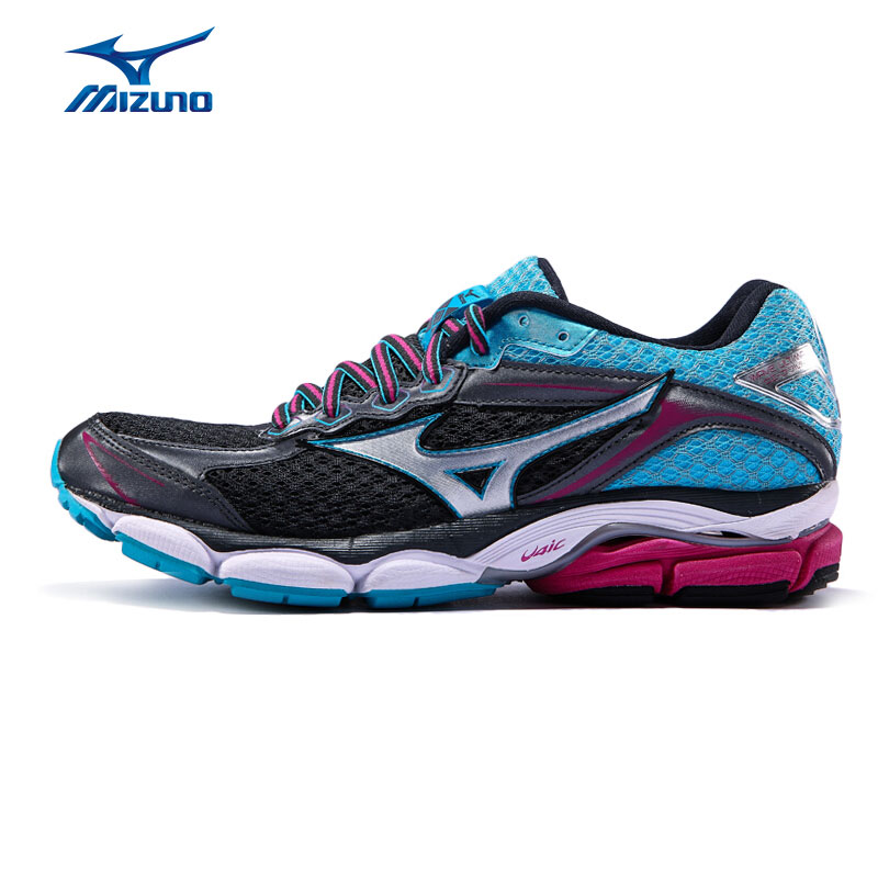 MIZUNO Women's WAVE ULTIMA 7 Running Shoes Airmesh Breathable Sports Shoes Sneakers J1GD150903 XYP522