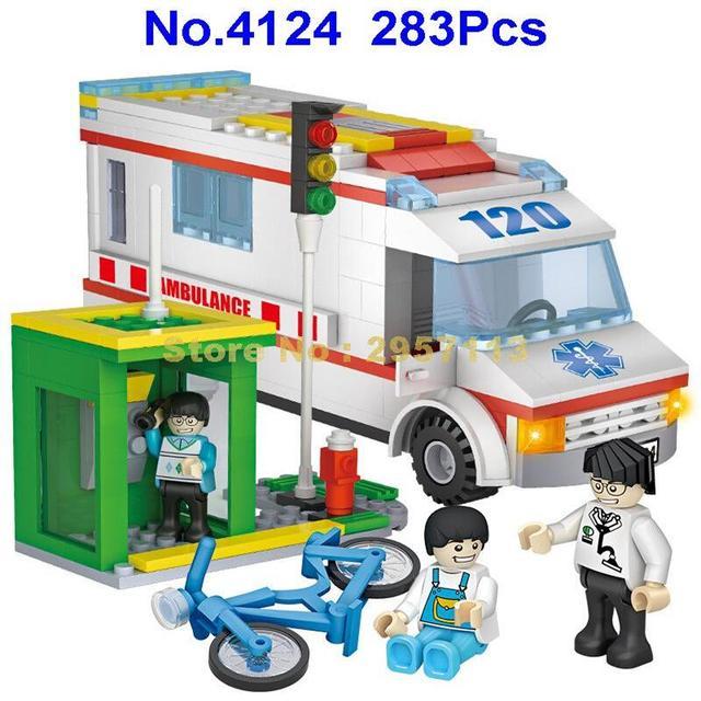 4124 283 stücke Stadt Verkehrsunfall Rettungs Szene Krankenwagen ...