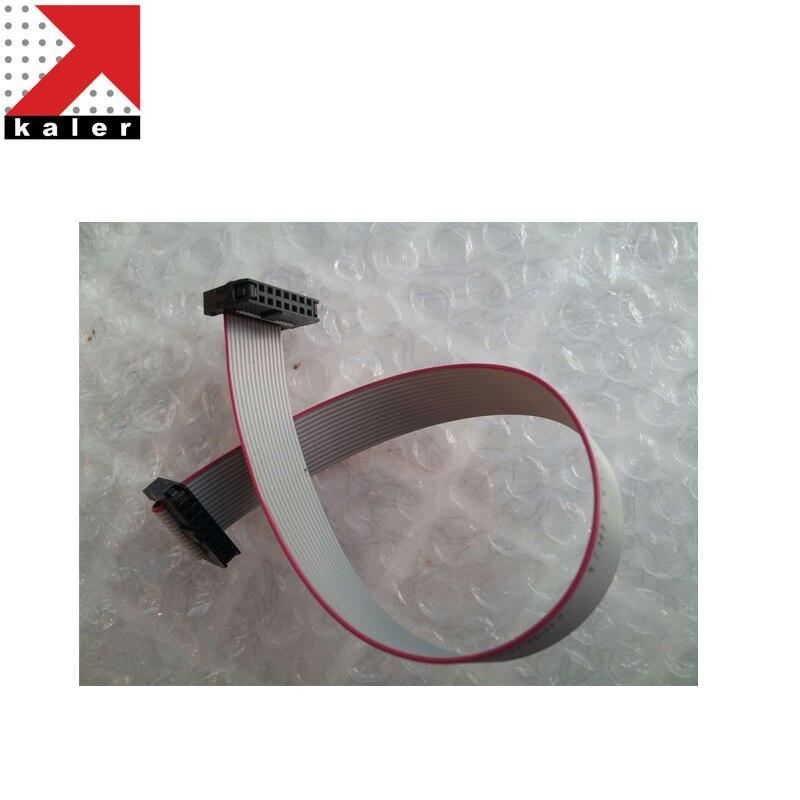 10pcs/lot 20cm 40cm 60cm 80cm 16Pin Ribbon Cable Connect Flat Cable For LED Display Panel P2 P2.5 P3 P3.91 P4 P4.81 P5 P6 P8 P10