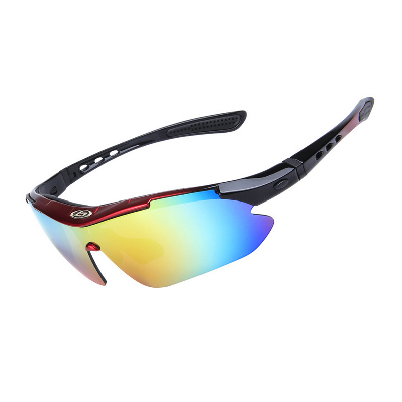 Polarized Cycling Glasses Road Mountain Bike Goggles 5 Lens UV400 TR90 Bicycle Eyewear Sunglasses for Men Women Si065 polarized sport cycling glasses men women bicycle sun glasses mtb mountain road bike eyewear biking sunglasses 2016 goggles tr90
