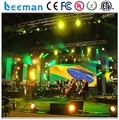 Leeman P3.91 Outdoor SMD --- Rental Use Full Color Indoor P3.9 P4.8 led display screen stage background led video wall