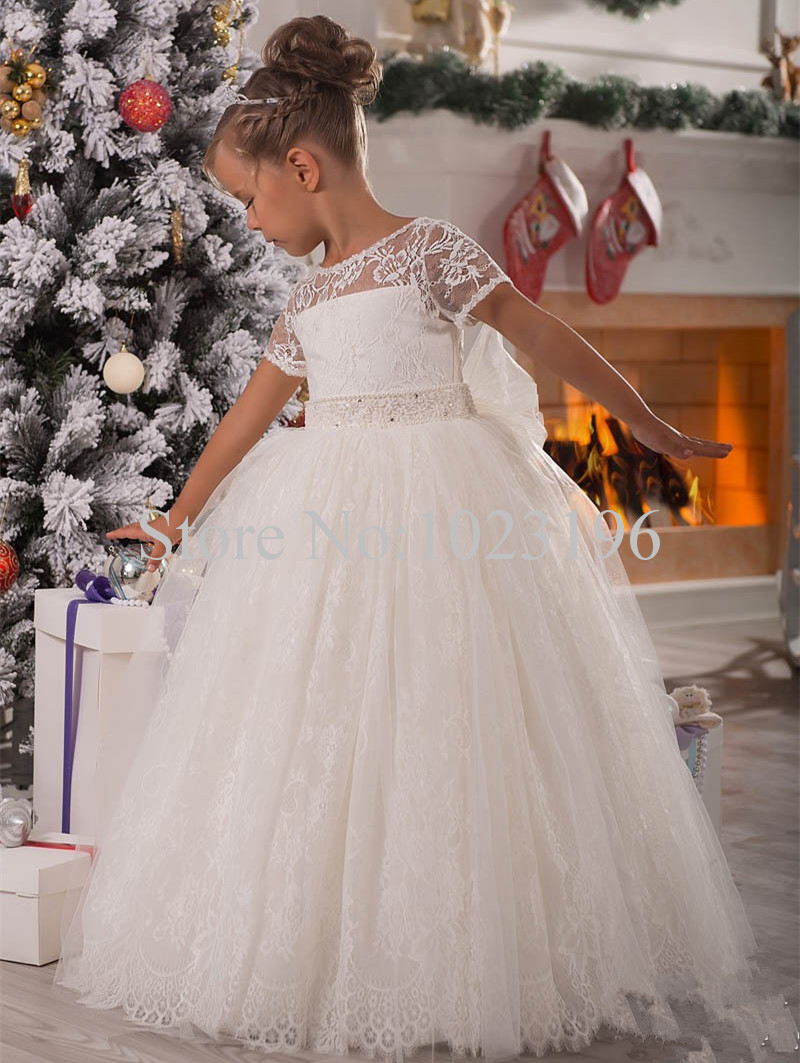Compare Prices on Girls White Communion Dresses- Online Shopping ...
