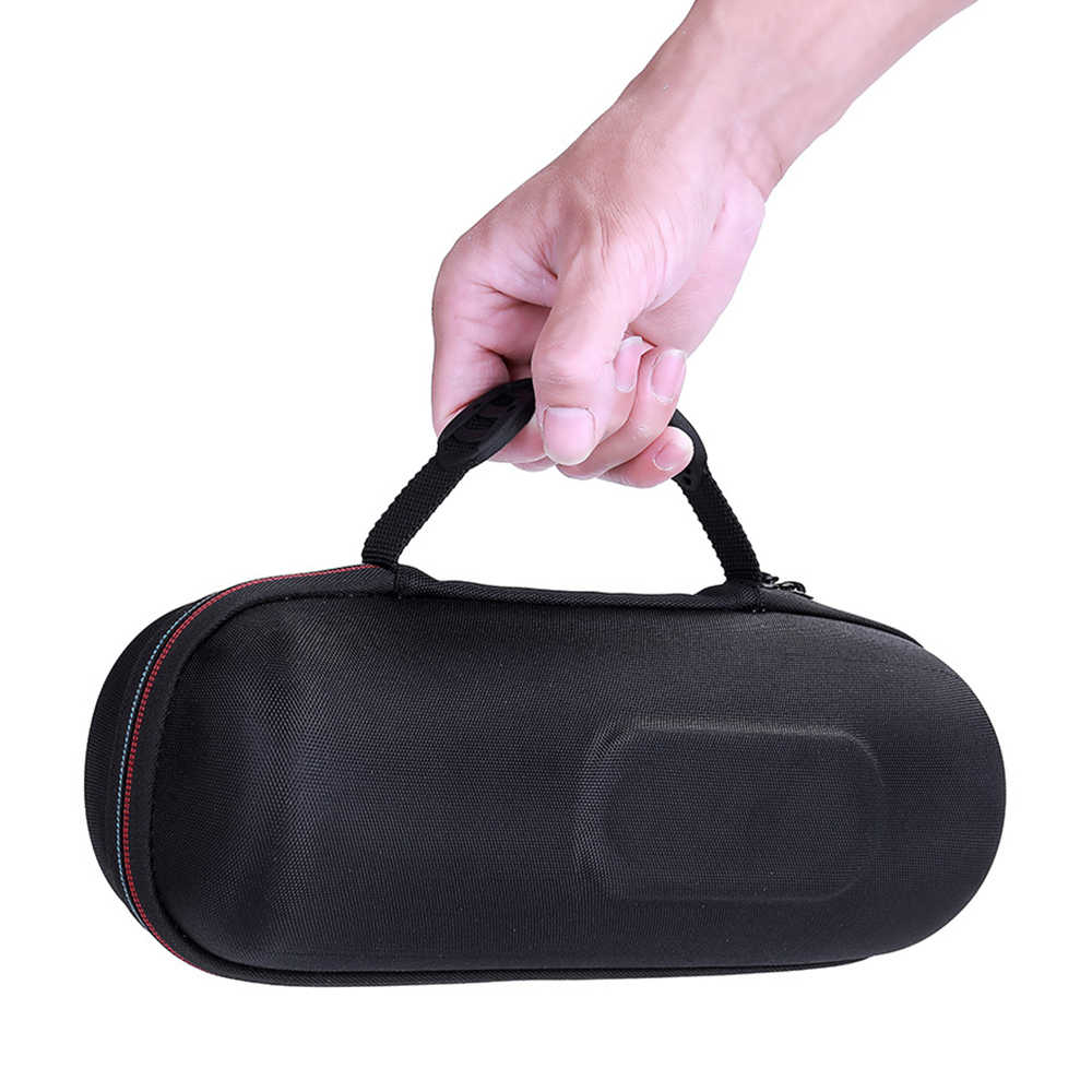 Newest EVA Pouch Bag For JBL Charge 3 Travel Protective Case Cover for jbl charge3 Bluetooth Speaker Extra Space Plug & Cables