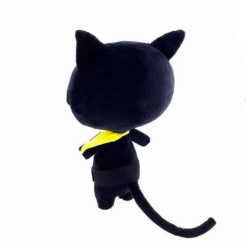 Persona 5 Christmas Gifts.30cm Stuffed Doll Anime Persona 5 P5 Morgana Plush Doll