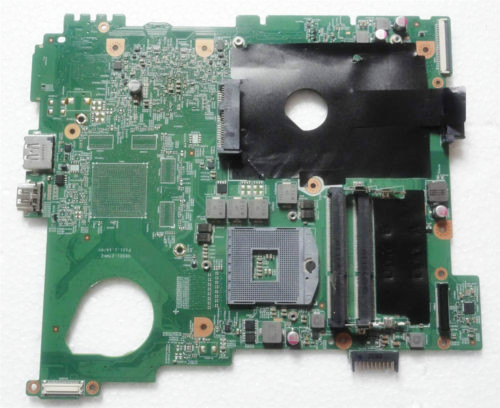 For 15R N5110 Laptop Motherboard VVN1W FG4Y2 G8RW1 0G8RW1 HM67 Integrated