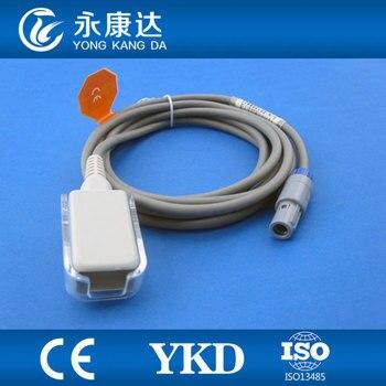 2pcs/lot Compatible C60 (OXIMAX) 2.2m Suitable for spo2 sensor extension cable
