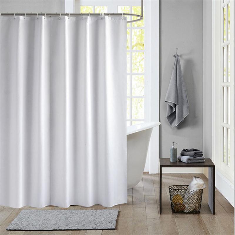dafield shower liner white shower curtain white shower curtain liner bathroom bath waterptoof washable polyester