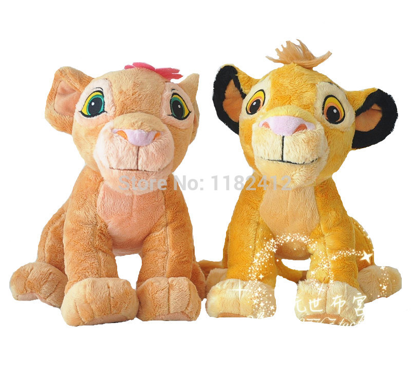 Detail Feedback Questions About The Lion King Simba And Nala Plush