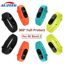 Mi Band 2 Strap Wrist For Xiaomi Accessories Colorful Pulsera Correa Replacement Bracelet