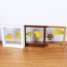 Modern Style Fashion Wooden Photo Frame Handmade DIY Display Birthday Gift Home Decor 5/6/7/8/10inch