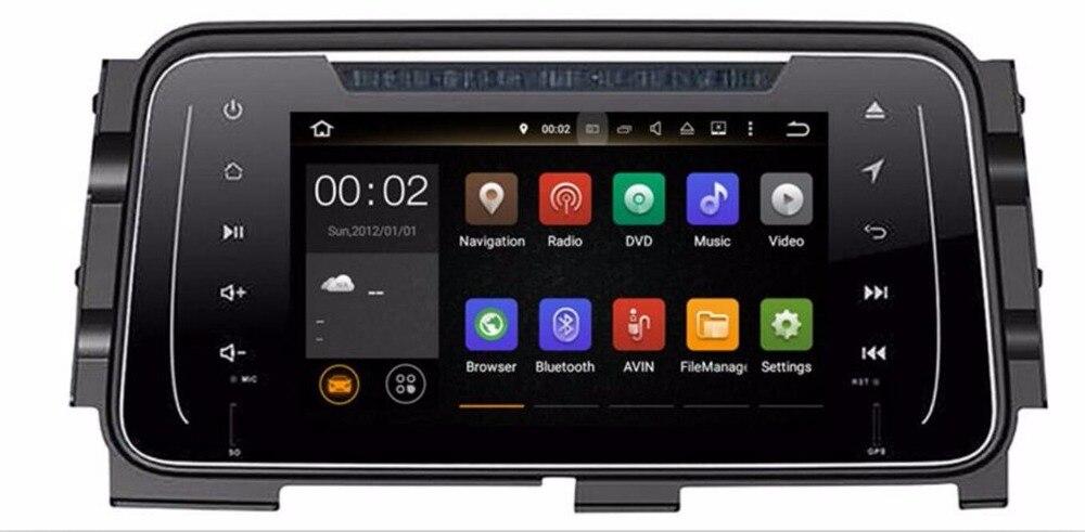 ROM 32G 2DIN Android OCTA 8 Core lecteur DVD de voiture multimédia GPS AUDIO vidéo DVD NAVIGATION Fit NISSAN coups de pied 2014-/Micra 2017-2019
