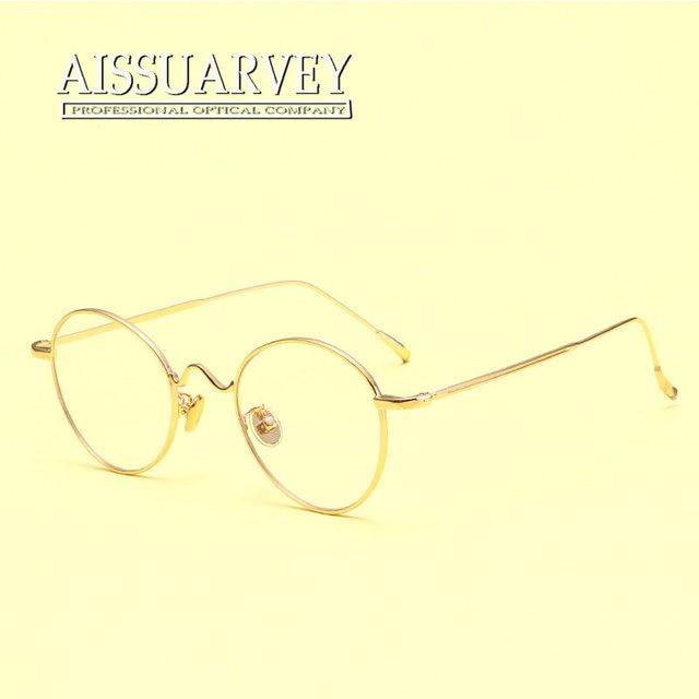 165867e9689c Online Shop Retro Eyeglasses Frame Women Men Fashion Optical Eyewear ...