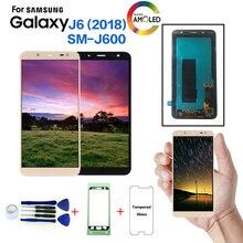 Original For Samsung Galaxy J6 2018 SM-J600F J600FN Display lcd Screen replacement for Samsung On6 SM-J600G lcd display module