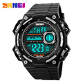 2017 SKMEI Brand men's watch men top brand luxury digital watch New Fashion LED Sports Electronic Watch Wristwatch Men Watches
