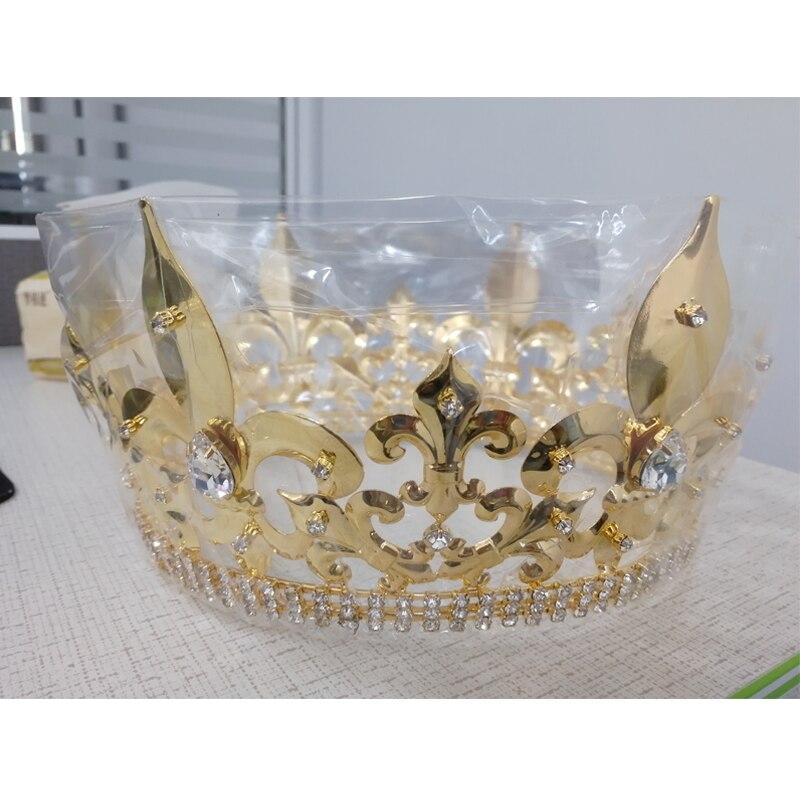 para homens pageant festa trajes jóias de cabelo