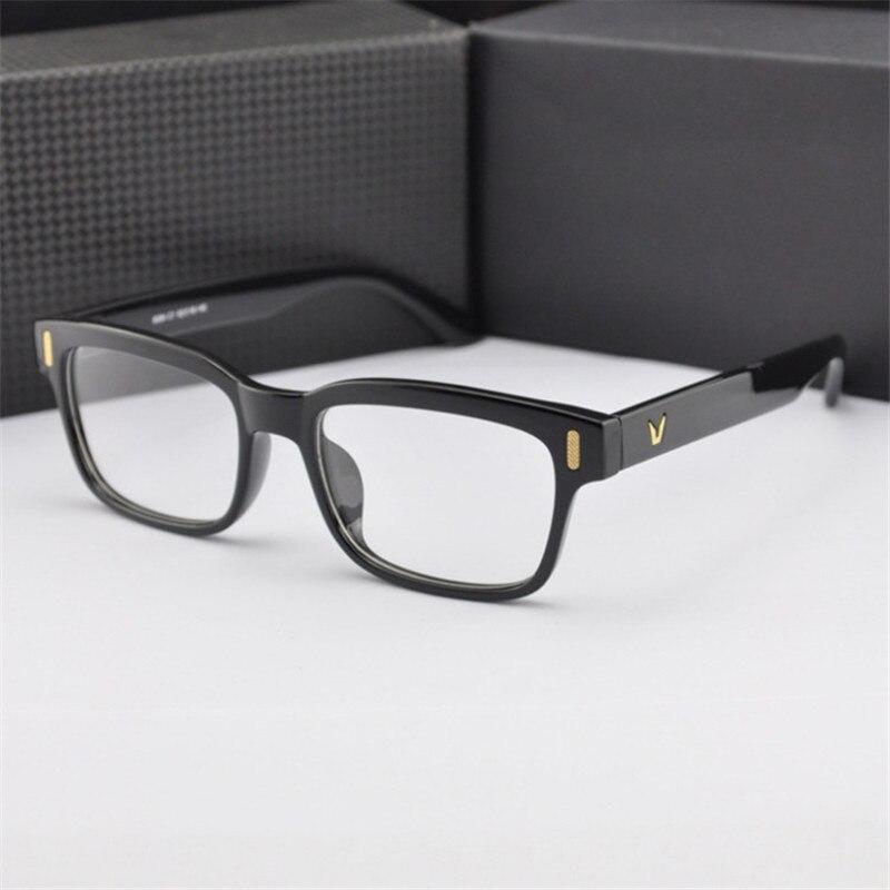 2019 Mode Heißer Studenten Optik Gläser Transparent Rahmen Für Frauen Gläser Männer Computer Brillen Oculos De Grau Masculinos Warm Und Winddicht