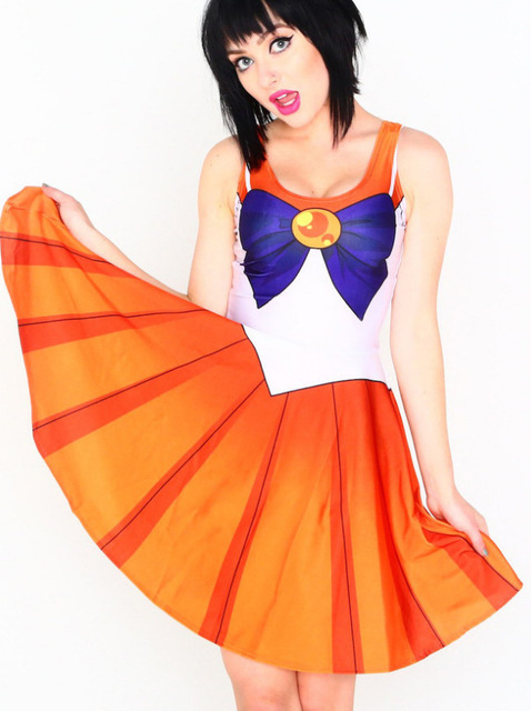 Dress Sexy Japanese Anime Sailor Moon Cosplay soldier Adult Halloween Fancy Dress Costume Sailormoon women girl
