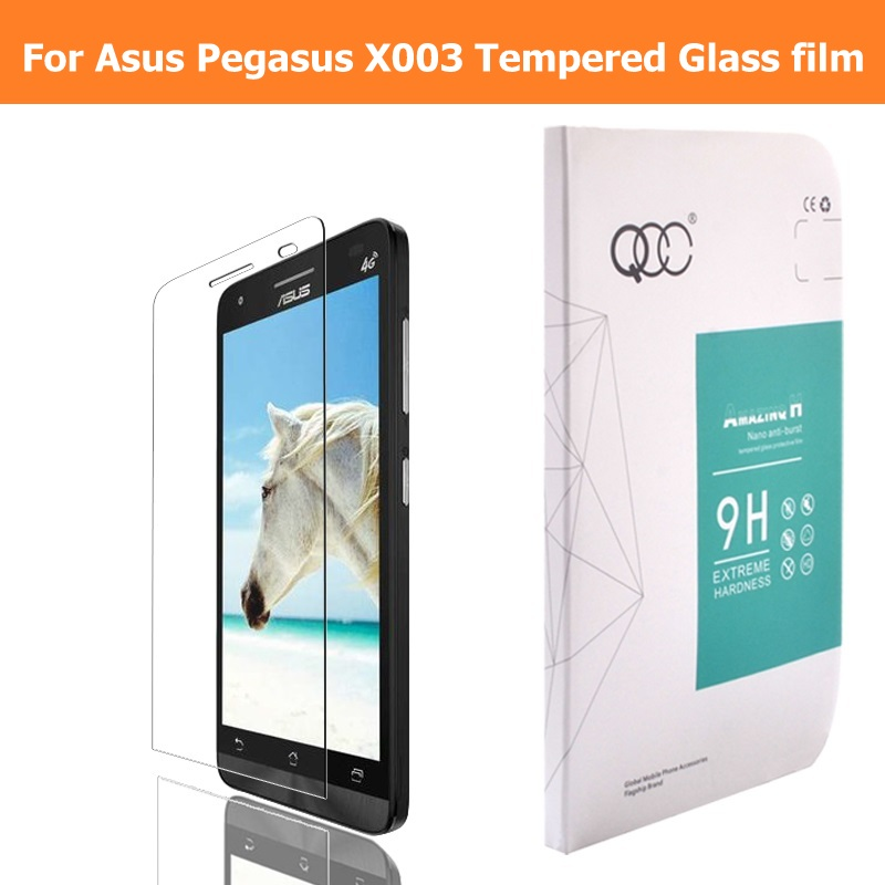 Hot Tempered Glass film for <font><b>Asus</b></font> <font><b>Pegasus</b></font> 2 Plus X550 X002 X003 Glass film For <font><b>Asus</b></font> <font><b>ZenFone</b></font> <font><b>Pegasus</b></font> <font><b>3</b></font> <font><b>X008</b></font> <font><b>Screen</b></font> Protector films image