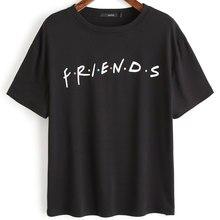 ZVAQS женская футболка топы Летняя новая хлопковая свободная одежда с коротким рукавом модные женские шорты с круглым вырезом Белый Черный LX040