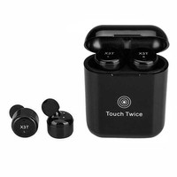 Upgrade True Wireless Earbuds TWS X3T Mini Bluetooth X2T X1T In Ear Earphone 600mAH Charge Box
