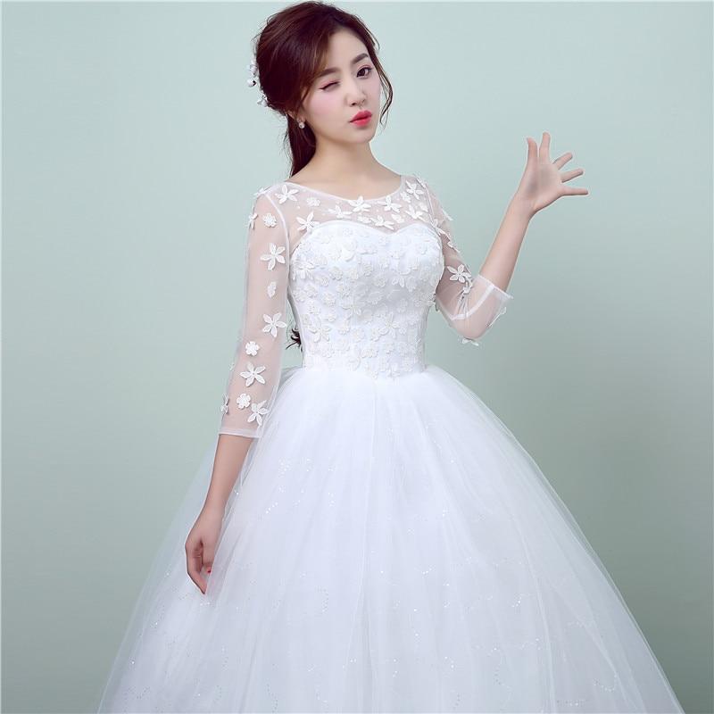 Resultado de imagen para wedding dresses korean