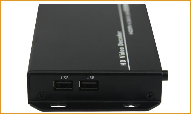 Audio  cámara H.264 2