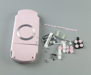 Image 5 - OCGAME באיכות גבוהה 6 צבעים זמינים עבור PSP 2000 PSP2000 המלא Shell שיכון כיסוי מקרה החלפת כפתורי קיט עם