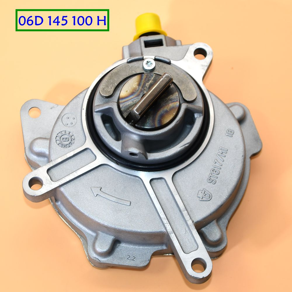 Vacuum Pump For A3 A4 A6 TT Engine 2.0  Eos Passat B6 MK5 06D145100H 06D 145 100 H 06D 145 100 H-in Air Intakes from Automobiles & Motorcycles    1