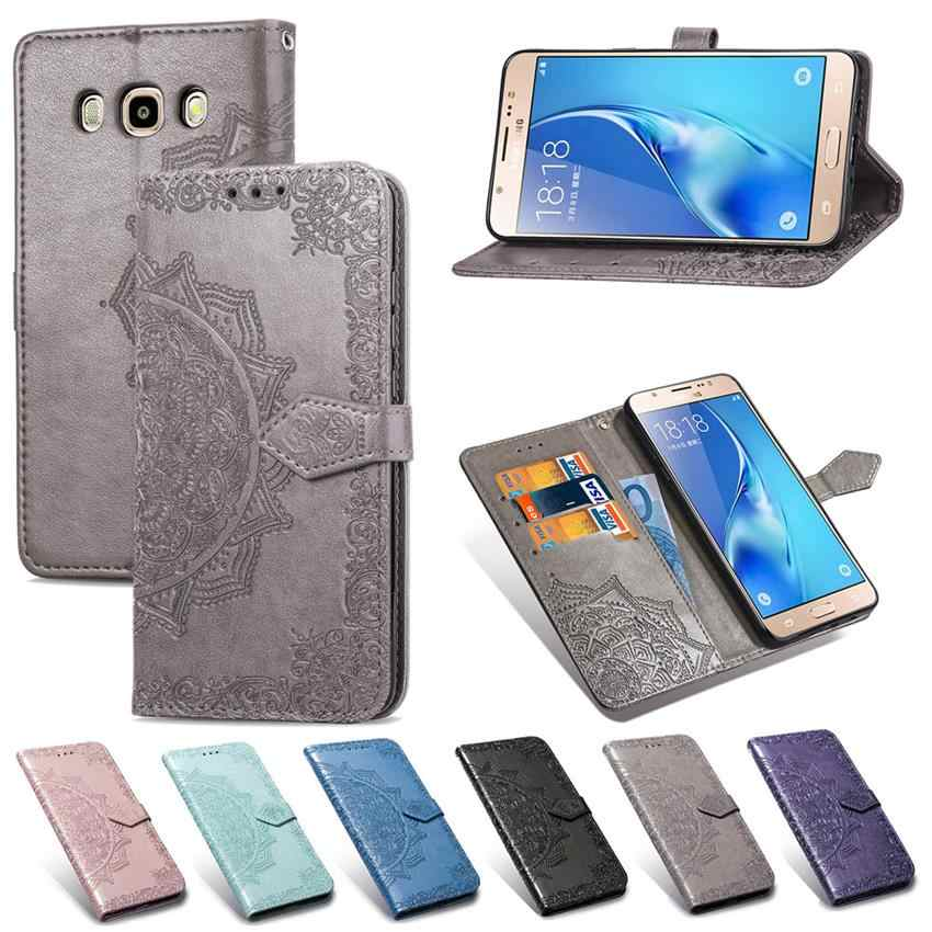 For Samsung Galaxy J5 2016 Case Galaxy J5 2017 J510 J530 Cover Flip Phone Case Full Cover Screen Protector For J510 J530 Film