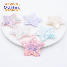 12Pcs Fresh Star DIY Accessories Crafts for Clothes Sew on Patches for Clothing Cartoon Patch DIY Applique on Clothes Stickers электроинструмент энкор дша 2 12эр 10м кейс 50013