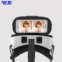 "3d vrกล่องkingหัวหน้าgoogleแว่นตาเมจิกเสมือนจริงสำหรับมาร์ทโฟนวิดีโอเกมกวนแม่เหล็ก3.5 ""~ 6""บลูทูธ"