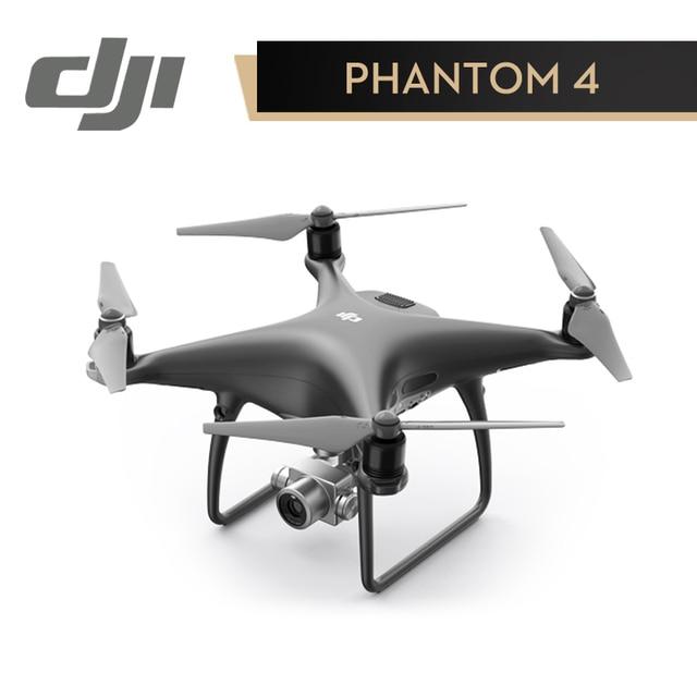 DJI PHANTOM 4 PRO Obsidian EU Version Camera Drone with Remote Control 1080P 4K Video RC Helicopter FPV Quadcopter Original