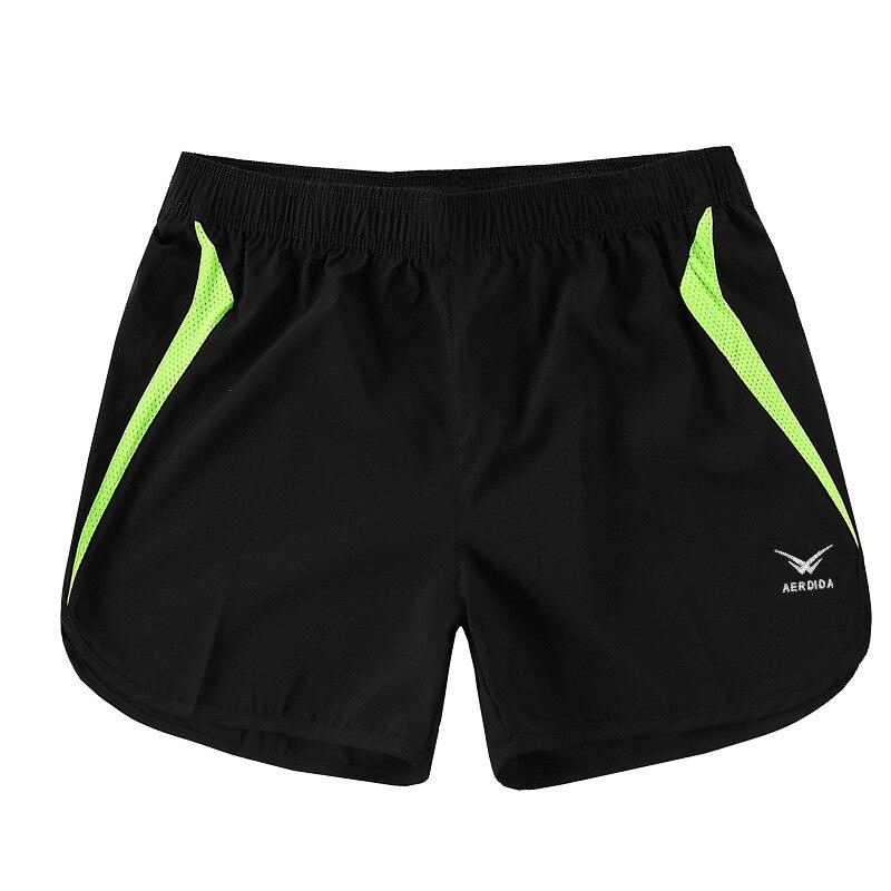 Mens Polyester Running Shorts Training Shorts for Man Plus ...