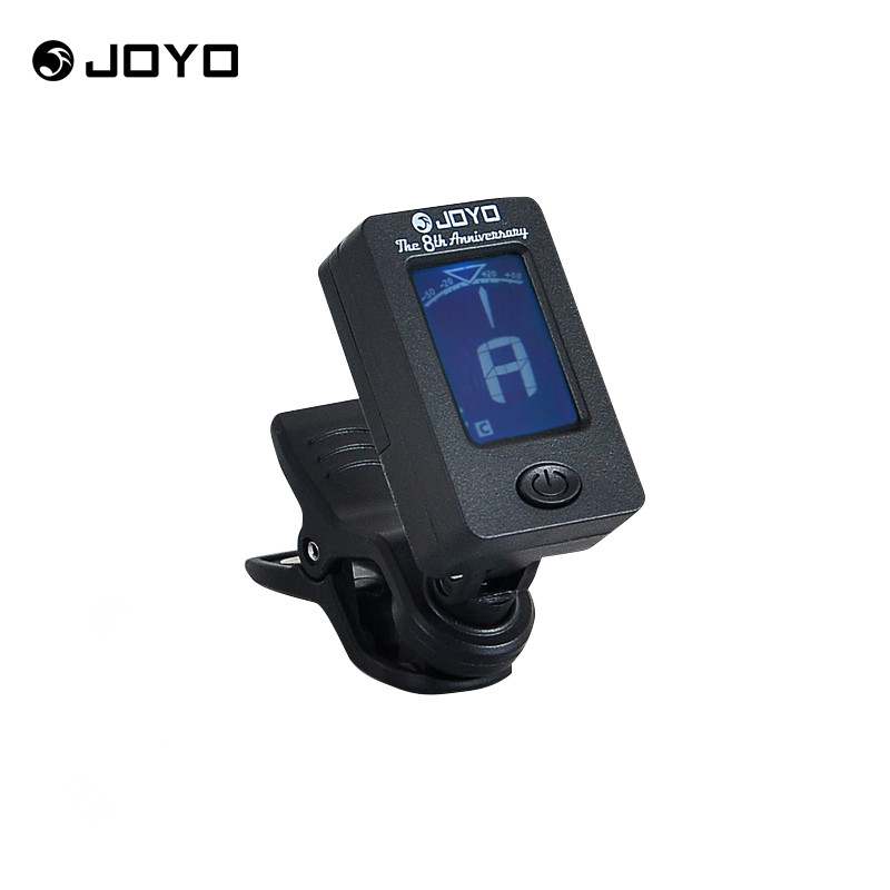 Chromatic Clip-On Digital Tuner For Acoustic Electric Guitar Bass  Ukulele color screen guitar tuner digital tuner with clip on design for guitar ft 12c free shipping
