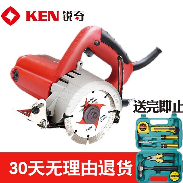 Ken 4210 Stein Schneidemaschine Multifunktionale Marmor Fliesen