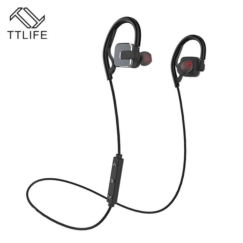 TTLIFE Original A630BL Magnetic Headphones Bluetooth 4.1 Wireless Sports Headsets CVC6.0 Noise Cancelling Earphone with mic ttlife bluetooth earphone