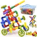 2017 Novo Túnel de Brinquedo Blocos de Construção Gasoduto de Educação Precoce Do Bebê Brinquedos Bloco Compatível Legooes Miúdo Presentes