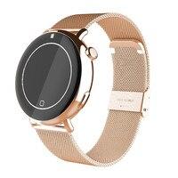 Новый стиль Для мужчин Smart спортивные часы Шагомер Водонепроницаемый Smartwatch Для женщин часы Bluetooth Вызов смартфон для IOS Android браслет