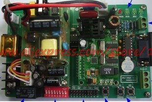 STC Microcontroller Carrier Module Learning Board Evaluation Board