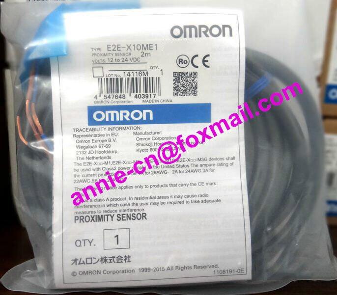 New and original  E2E-X10ME1, E2E-X10ME1-Z   OMRON  Proximity switch, Proximity sensor аквафор кантри bl