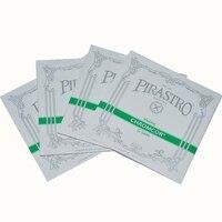 Chrome Steel Pirastro Violin Strings 4 Pcs Set A E G D Ball End One Set