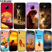 YIMAOC Cartoon The lion king Soft Silicone Phone Case for Huawei Nova 4 3 3i 2i TPU Black Cover for Huawei Mate 20 10 Pro Lite(China)