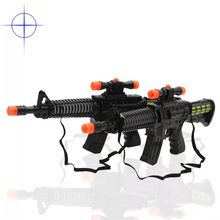 Light Electric Submachine Gun Music Game Toy Gun Machine Boys Childhood Best Memories belkis m marte my childhood memories