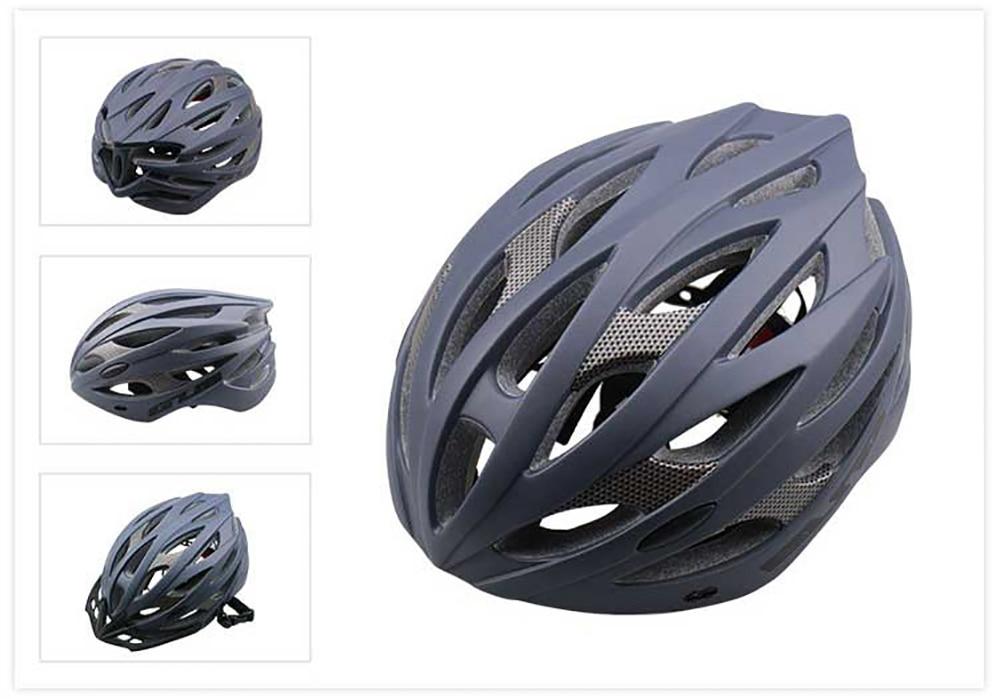 Gub dd große größe ultraleichtfahrradhelm mtb mountain road racing fahrrad fahrradhelm 28 lüftungsöffnungen integral geformten visier eps + pc